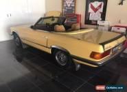 1973 Mercedes convertable 450SL for Sale