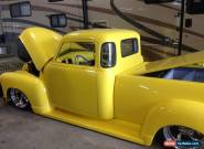 1953 Chevrolet Other Pickups Custom for Sale