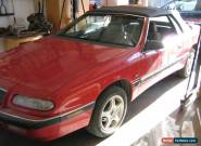 Chrysler: LeBaron Convertible for Sale