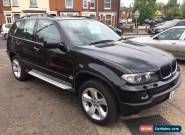 2005 BMW X5 SPORT 3.0TD AUTO BLACK for Sale