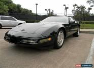 1996 Chevrolet Corvette Base Coupe 2-Door for Sale