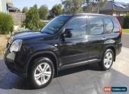 2011 Nissan X-Trail 2WD 6sp Manual for Sale