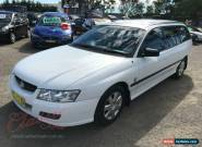 2005 Holden Commodore VZ Executive White Automatic 4sp A Wagon for Sale