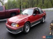 1988 Ford Mustang GT Hatchback 2-Door for Sale