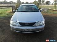 2002 Ford Fairmont Sedan dual fuel series 3 RWC for Sale