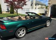 2000 Ford Mustang GT Convertible 2-Door for Sale