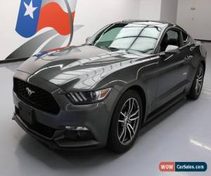 Classic 2017 Ford Mustang for Sale