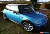 Classic Mini 1.6 Cooper S 3 door Electric Blue Metallic CooperS Petrol Hatchback for Sale