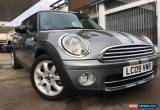 Classic 2009 MINI Hatch 1.6 Cooper D Graphite Hatchback 3dr Diesel Manual (104 for Sale