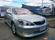 2004 Toyota Camry ACV36R Sportivo Light Green Automatic 4sp A Sedan for Sale