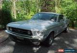 Classic 1967 Ford Mustang for Sale