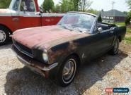 1965 Ford Mustang Black2p for Sale