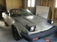 TRIUMPH TR8 FACTORY CONVERTIBLE PROJECT for Sale
