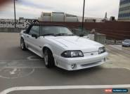 1993 Ford Mustang GT Convertible for Sale