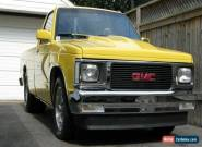1987 Chevrolet S-10 for Sale