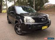2009 Nissan X-Trail T31 ST Black Automatic A Wagon for Sale