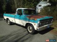 1969 Ford F-250 for Sale