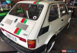 Classic 1991 FIAT 126. FSM Niki  for Sale