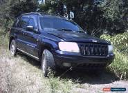 JEEP Grand Cherokee 1999 Limited Auto 12 months rego for Sale