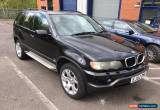 Classic 2002 BMW X5 SPORT AUTO BLACK for Sale