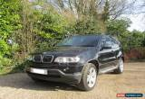 Classic BMW X5 3.0d Sport for Sale