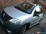 2004 CITROEN C3 1.4  XTR 5 doors &  Glass sunRoof - NEW CLUTCH KIT !!! for Sale