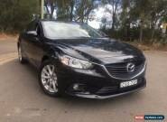 2013 Mazda 6 6C Touring Black Automatic 6sp A Sedan for Sale