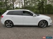 2011 Audi A3 2.0 TDI Black Edition Sportback 5dr for Sale
