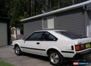 beautiful  little celica  lift back coupe for Sale