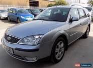 2004 Ford Mondeo Ghia TDCI 130 Spares or Repairs for Sale