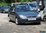 Ford Focus 2003 LX TDCI 5 Door, Spares Or Repair for Sale