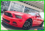 Classic 2013 Ford Mustang GT Coupe 2-Door for Sale