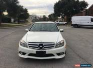 2010 Mercedes-Benz C-Class for Sale