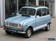 Renault: 4 GTL for Sale