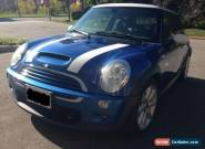 Mini: Cooper S Rallye for Sale