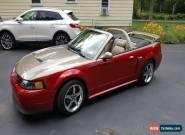 2002 Ford Mustang GT Convertible 2-Door - Premium for Sale