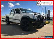 2008 Holden Rodeo RA MY08 LX Utility Crew Cab 4dr Auto 4sp 4x4 1018kg 3.0DT A for Sale