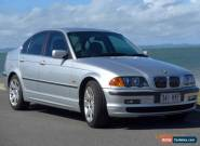 MY 2002 E46 BMW 325i for Sale