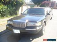 Lincoln: Town Car for Sale