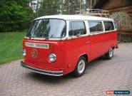 Volkswagen: Bus/Vanagon for Sale