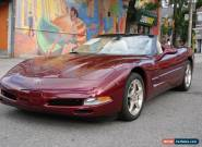 2003 Chevrolet Corvette 50TH ANNIVERSAY for Sale