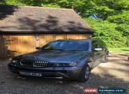 BMW X5 3.0D E53 SPORT-FACELIFT for Sale