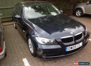 2005 BMW 320I AUTOMATIC SPARES OR REPAIR SALVAGE for Sale