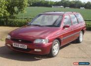 Ford Escort Estate 1.8 Petrol Only 57000 miles  for Sale