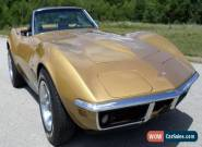1969 Chevrolet Corvette Base Convertible 2-Door for Sale