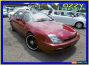 1998 Honda Prelude SI Burgundy Automatic 4sp A Coupe for Sale