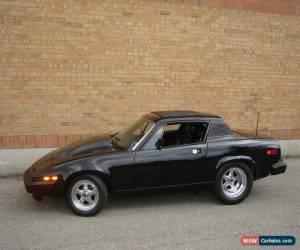 Classic 1977 Triumph TR7 for Sale