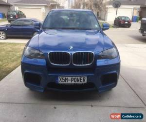 Classic BMW: X5 M for Sale