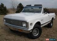 Chevrolet: Blazer K5 CST for Sale