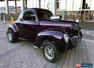 1940 Willys Deluxe for Sale